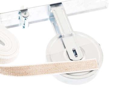 strap: Winder and strap for roller shutter
