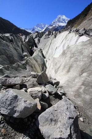 stone cold glaciers