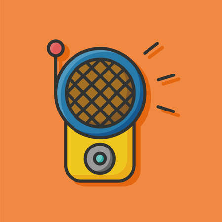 walkie: walkie talkie icon