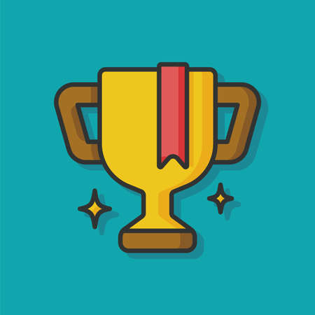 win win: Trophy icon