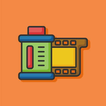 camera film: camera film icon