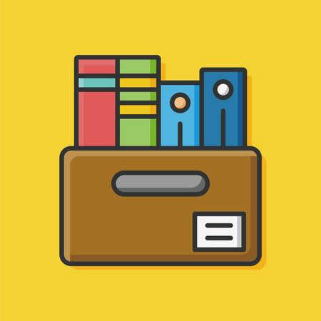 folder icon: office files folder icon