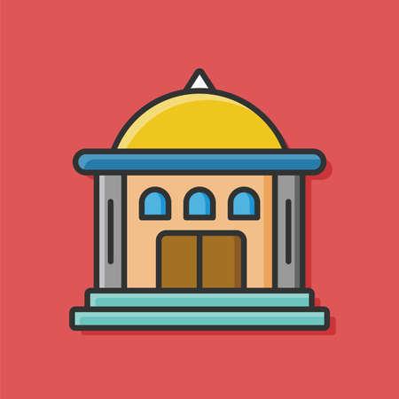 governmental: court icon
