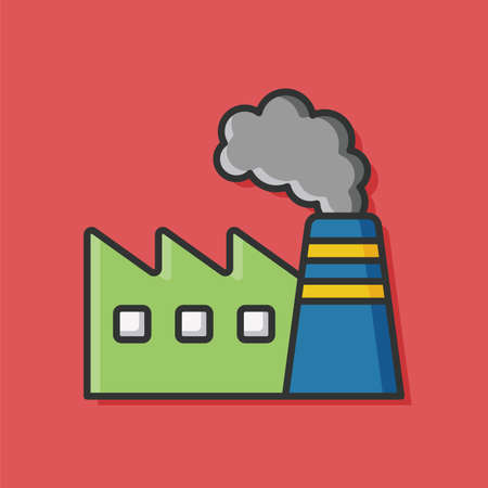 factory: factory icon