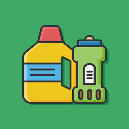 laundry detergent: Laundry detergent icon