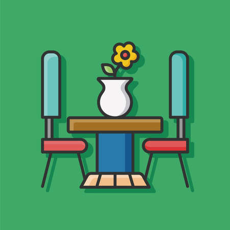 r�serv�: reserved table icon