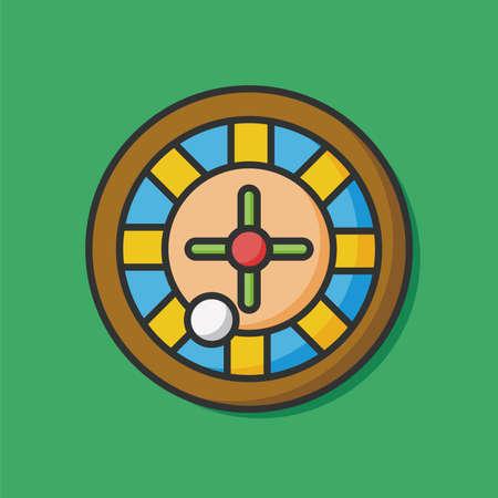 roulette game: Casino Roulette game icon