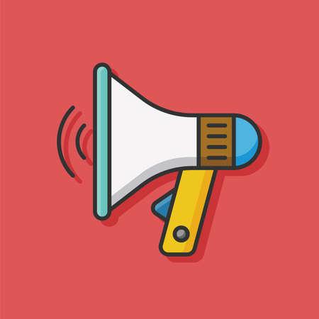 loudspeaker: tool loudspeaker voice icon