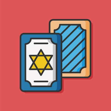 card: magic card vector icon