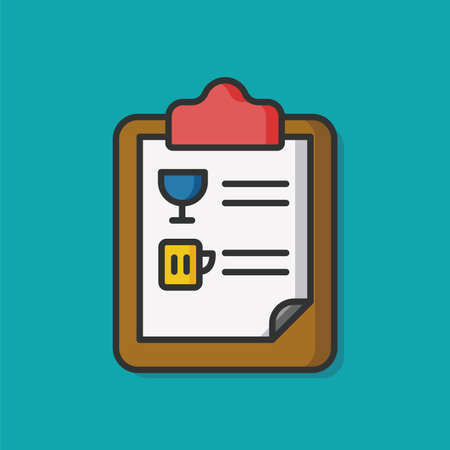 meal: meal menu vector icon