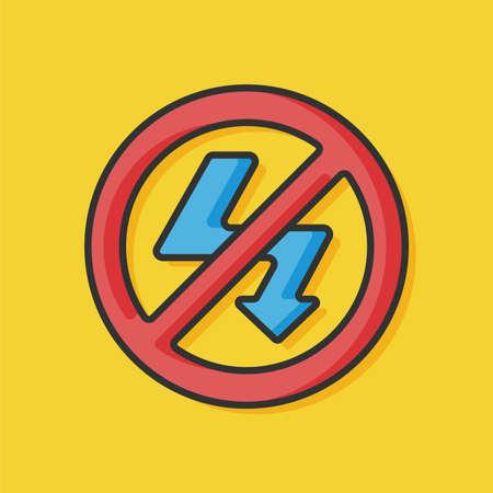 mode: camera flash mode icon