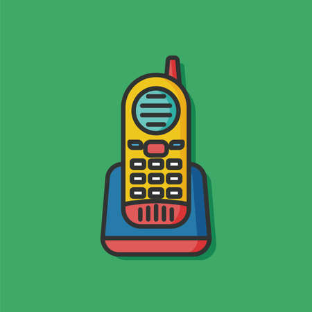 mobile phone icon: phone mobile vector icon