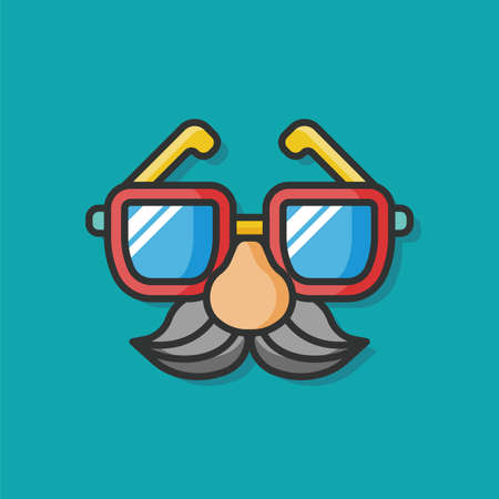 party mask: party mask vector icon