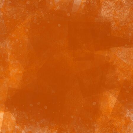Orange Red Illustrated Abstract Background.  Image includes paint spots and multiple layers of rough rust texture. Great for a web wallpaper, a business brochure, an annual report, event poster.