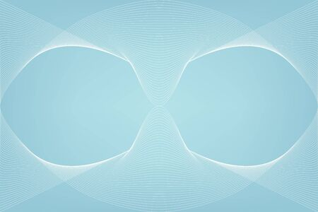 abstract blue background with lines Illustration