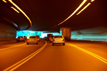 elapsed: The Engineering of Highway and tunnel at Prosperity Taiwan Editorial