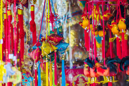 Sachets of The Chinese Dragon Boat Festival
