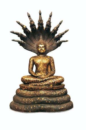 Nacprk, The Buddha with nine naga