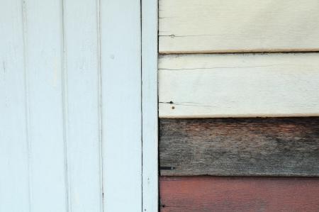 exceeding: multicolor de textura �spera pared de madera