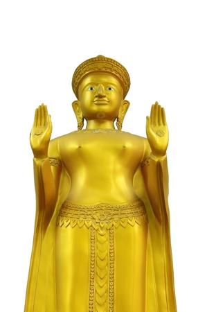 dissuade: Golden Buddha of Tawa Ravadee