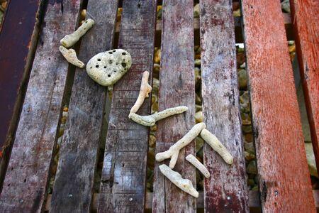 carcass: Karkas Coral formulering liefde op Lath