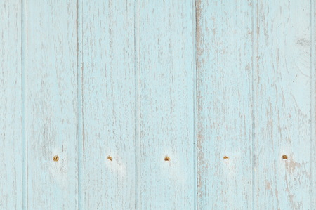 light blue wooden wall texture background  Stock Photo - 23860504