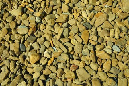 gravel rough floor background Stock Photo - 24631432