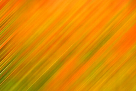 episode: orange and green motion blur abstract background