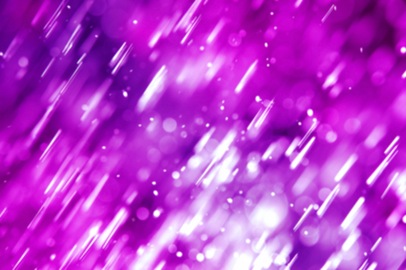 abstract violet or purple bokeh fantasy Science light concept background