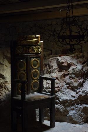 The left throne Stock Photo - 17531863