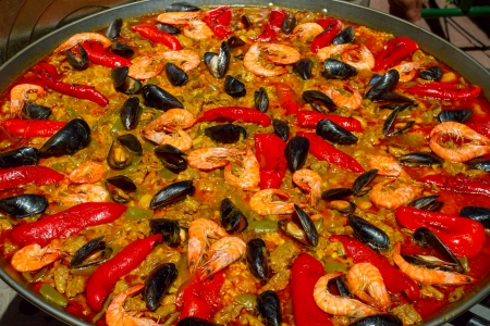 Paella Stock Photo - 20477087