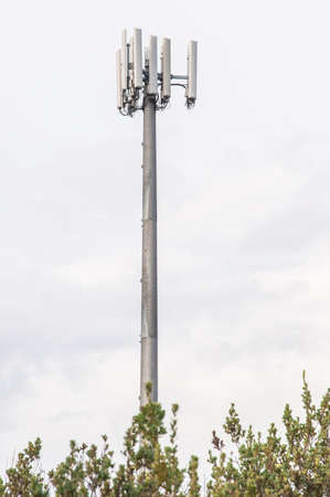 Cellular tower Stock Photo - 76995857