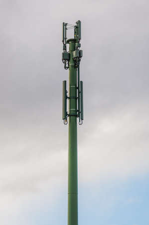 Cellular green tower