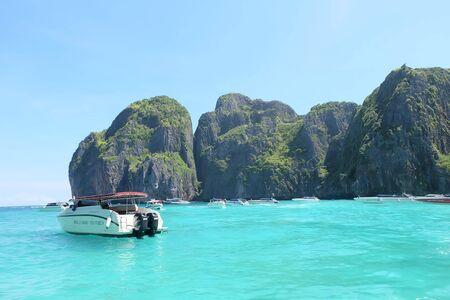 krabi: Maya Island Krabi Thailand Editorial