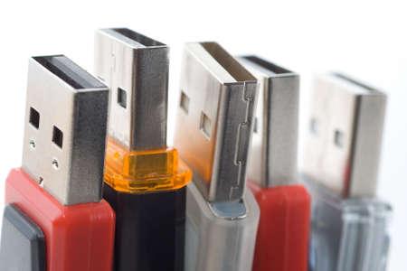 Flash drive  photo