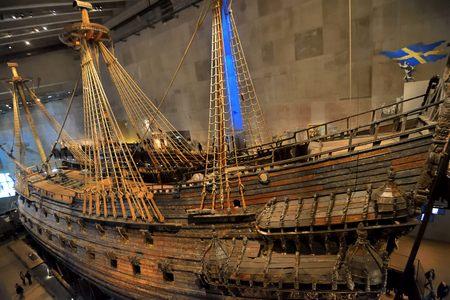 Vasa boat