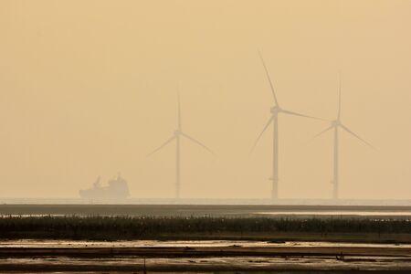Seaside Wind Power Plant (Wind Farm)