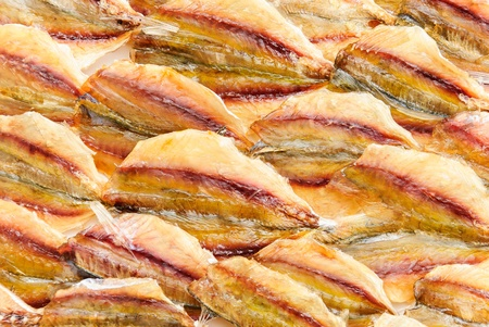 one dry fish in the food that has hight calcium