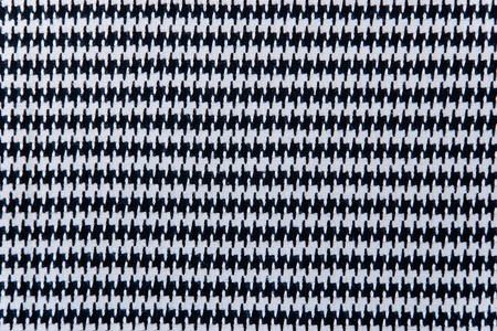 the cloth design patternis colour white and black Stock Photo