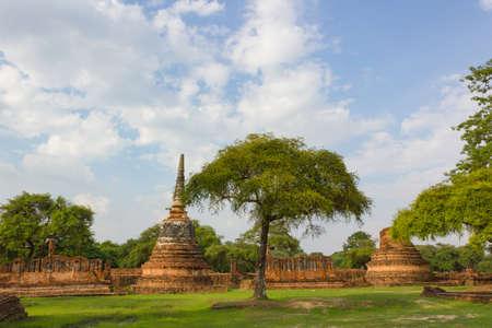 temple thailand: ayutthaya temple thailand