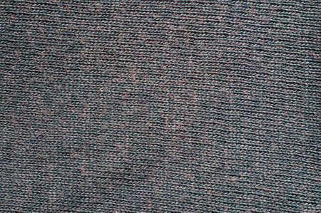 Machine knitting wool texture photo