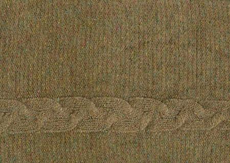 lurex: Texture angora knit sweater with lurex thread