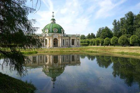 kuskovo: Palace in Kuskovo (Russia)