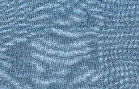 woolen cloth: Texture of blue-gray woolen cloth