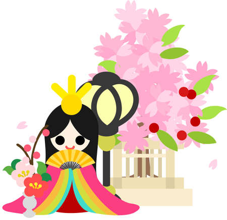 pray for: Japanese celebrate the Girls  Festival on March 3  It s the day to pray for healthy growth and happiness for young girls  This is the doll of the Empress