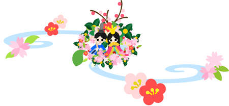 pray for: Japanese celebrate the Girls  Festival on March 3  It s the day to pray for growth and happiness for girls  People threw paper dolls into rivers and in the sea to drive away evil spirits with them