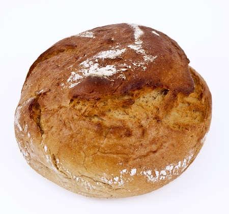 solated: solated bread   Stock Photo