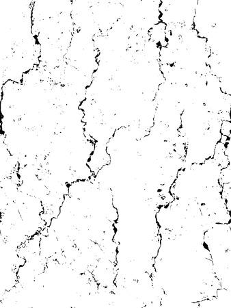 Cracks Texture, Grunge Urban Background. Dust Distress Grain Effect. Abstract, splattered, dirty, poster for design. Vector overlay