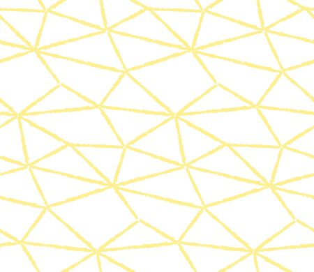 Continuous Fabric Graphic Triangular Texture Pattern. Repetitive Creative Vector, Polygon Art Texture. Seamless Ornate Web, Grid Texture. Ramadan Decoration Pattern Stock fotó - 149524920