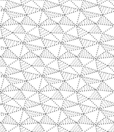Repeat Fashion Graphic Geo Wallpaper Pattern. Continuous Classic Vector, Rhombus Design Texture. Repetitive Ramadan Triangular, Print Pattern. Abstract Grid Texture